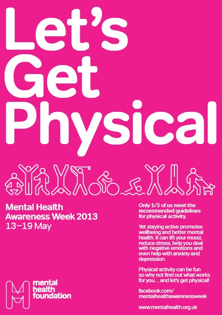 World Mental Health Week 2013