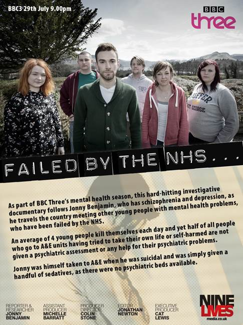 Failed by the NHS
