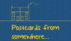 'Postcards from somewhere…' with Mind's Life Support campaign