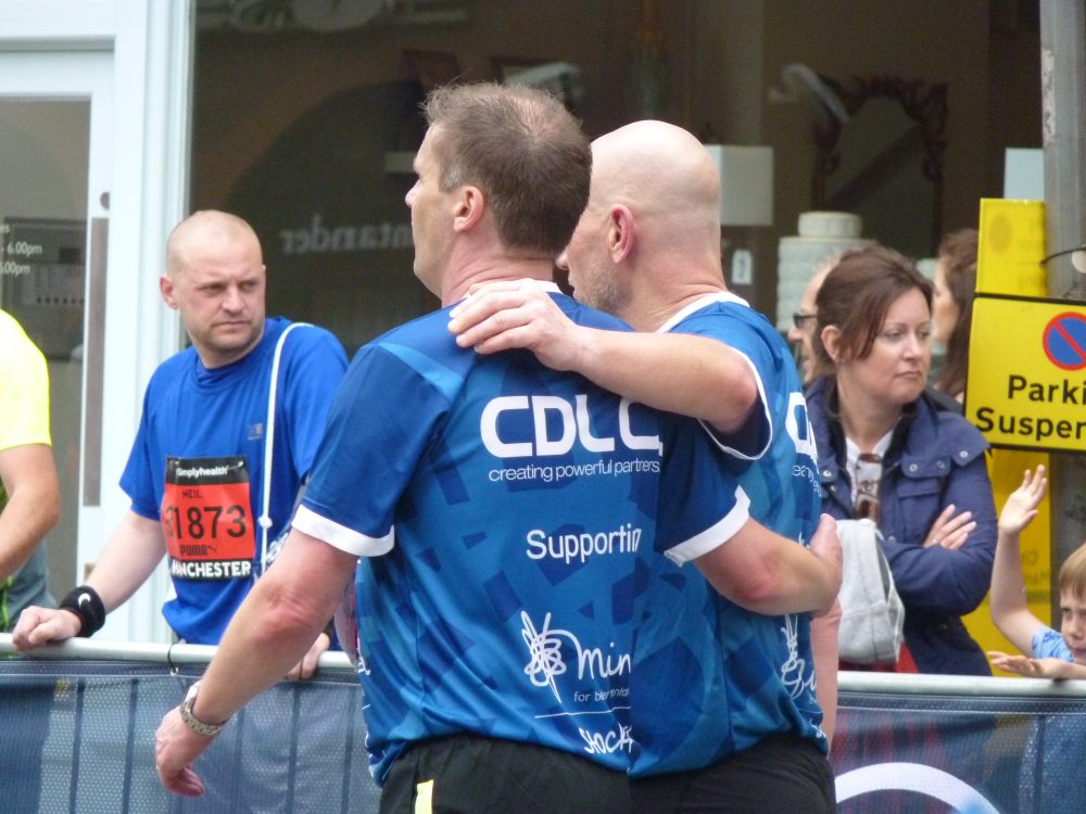 Great Manchester Run, final fundraising total – £7812.25