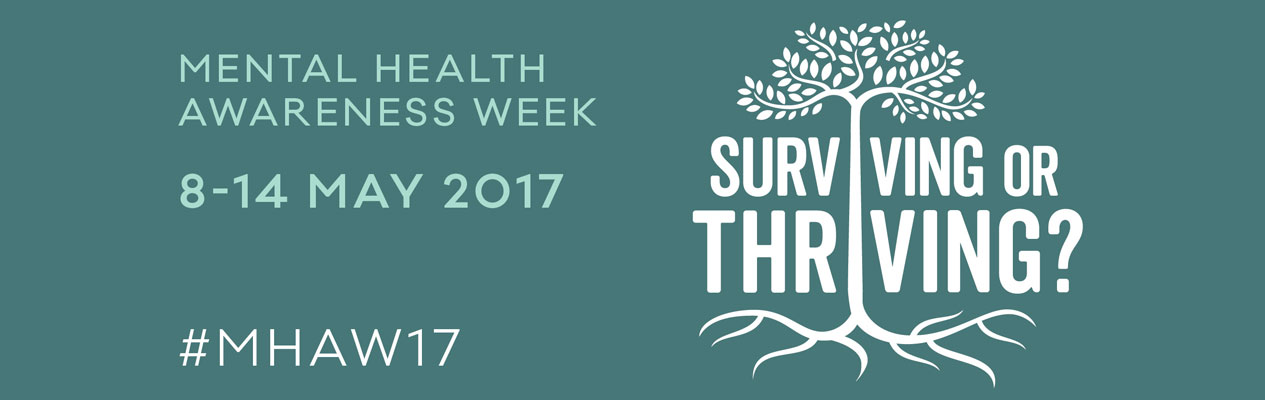 It's Mental Health Awareness Week