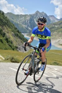 900 mile cycle in 4 days raises £612 – thanks Matthew!