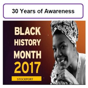 Black History Month in Stockport