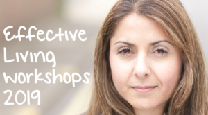 Effective Living Workshops 2019