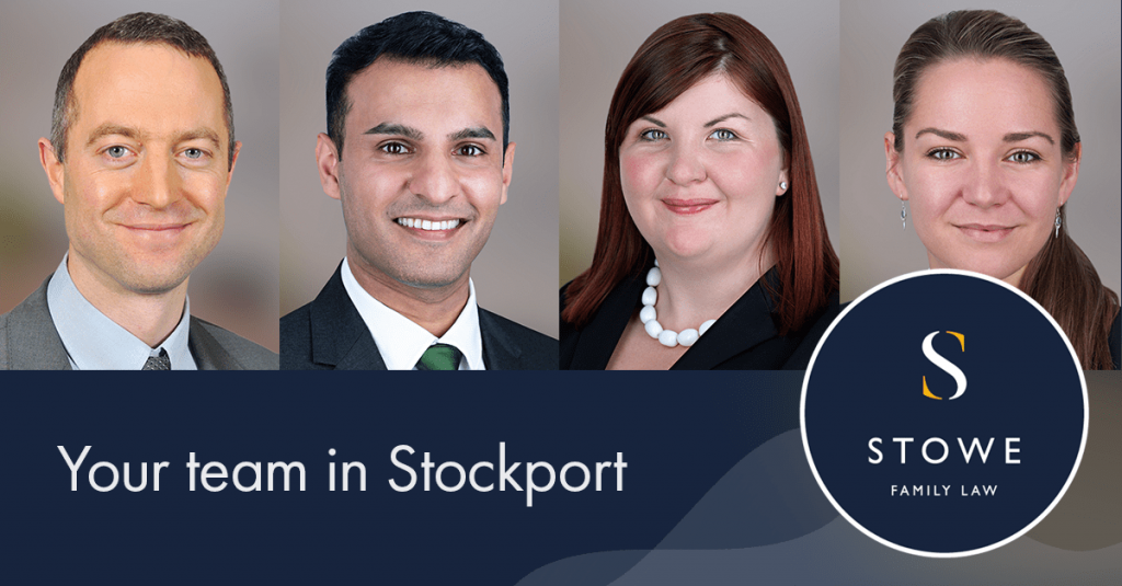 Stowe Family Law in Stockport