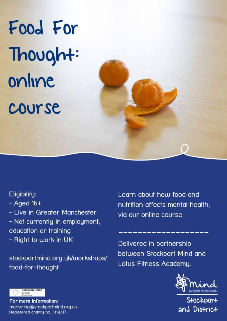 Food For Thought poster 2021 final